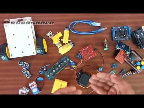 1. Arduino Robotics in Hindi | Full Series Introduction