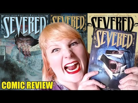 Comic Review: Severed