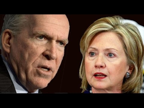 CONFIRMED! HILLARY, CIA, JOHN BRENNAN COLLUDED WITH FOREIGN SPIES TO DEFEAT TRUMP!