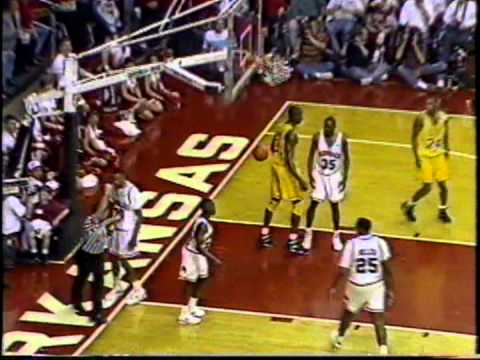 Arkansas vs. LSU 3/3/1992