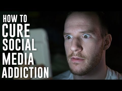 4 Ways to CURE Social Media Addiction and GET WORK DONE