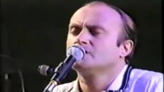 Phil Collins - Another Day In Paradise (Live In New York City 1990)