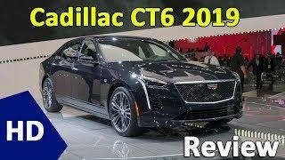 Cadillac CT6 2019 | New New 2019 Cadillac CT6 Review - Interior Exterior
