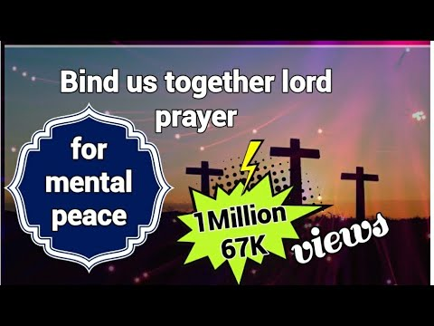 """""""Bind Us Together Lord """" Ahlcon International School."""