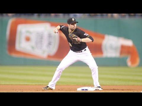 Report: New York Mets trade Jon Niese for Neil Walker
