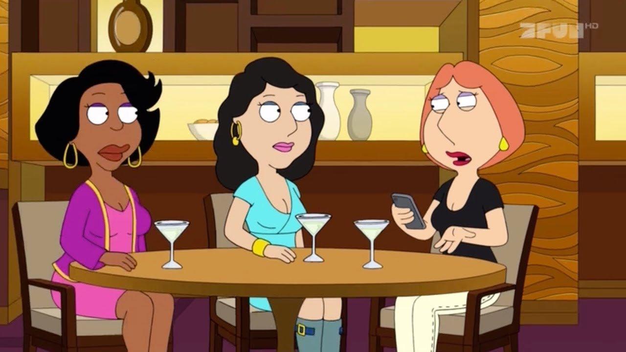 Frauen verarschen Ihre Männer am Telefon - Family Guy