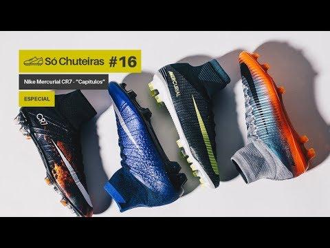CR7 x Nike em quatro capítulos  44dbae595dced