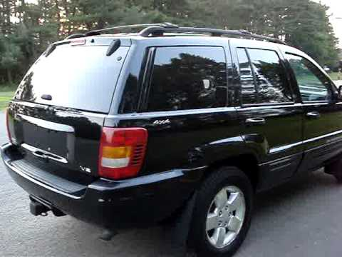 2001 jeep grand cherokee limited youtube. Black Bedroom Furniture Sets. Home Design Ideas