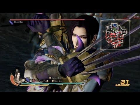 Dynasty Warriors 8: Xtreme Legends - Zhang Chunhua 6 Star
