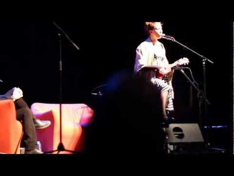 """Amanda Palmer - """"In My Mind"""" Live at The Fisher Center for the Performing Arts at Bard College"""