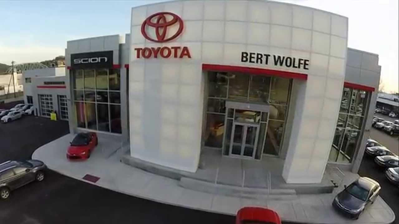 Delightful Bert Wolfe   Toyota   YouTube