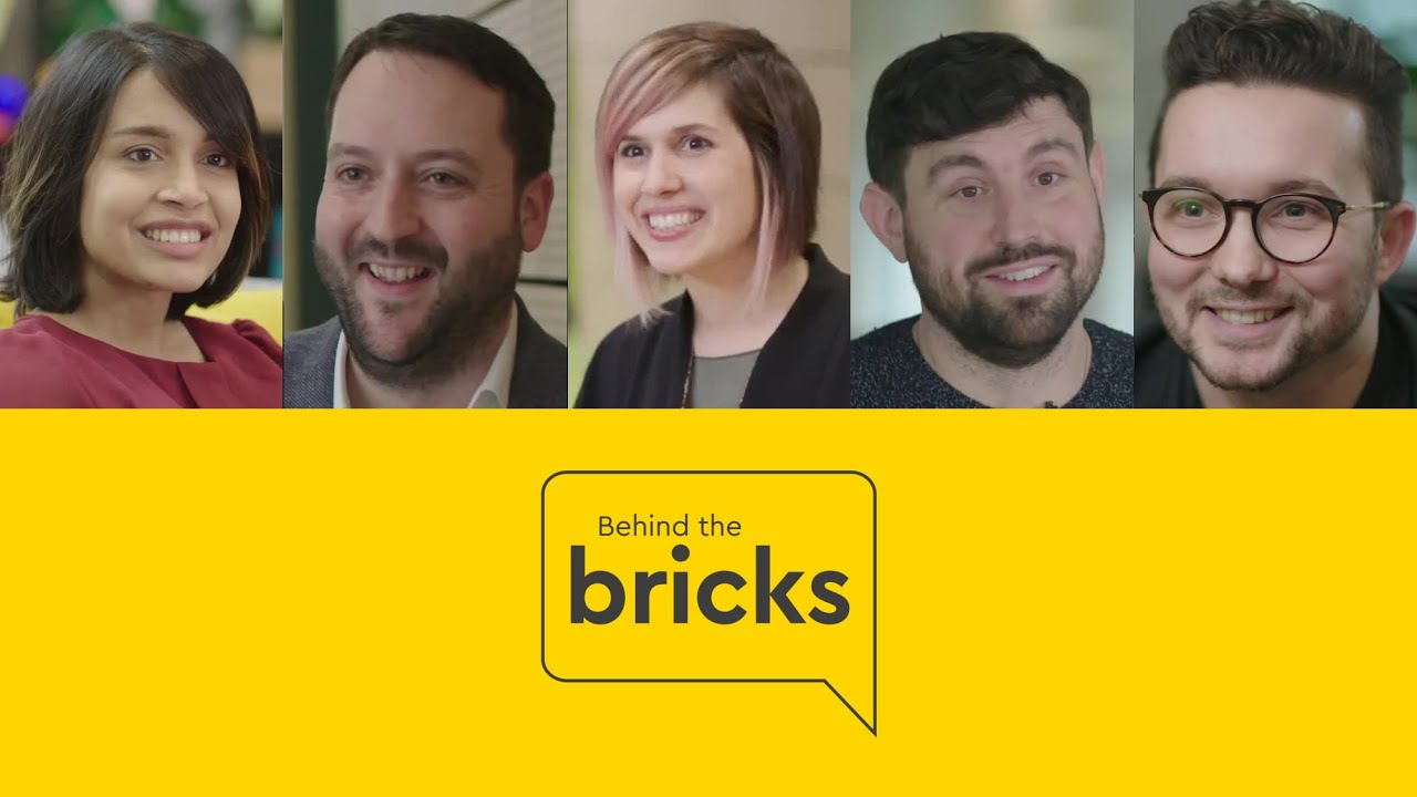 Behind the bricks | Working at the LEGO Group in 3 words