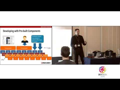 RAD Mobile & IoT development with Embarcadero - Stephen Ball