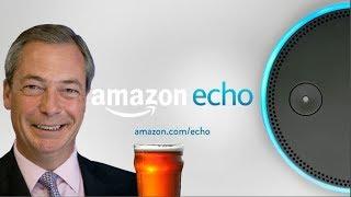 Amazon Echo Northerner Edition