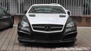 Mansory Mercedes CLS 63 AMG [Full HD]