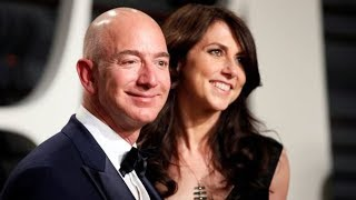 Jeff Bezos Wife LEAVES & Expects To Get $68B Settlement