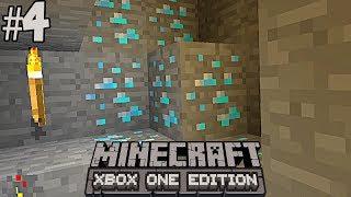 DIAMANTEN! - Minecraft Xḃox One X Edition #04 [Deutsch]
