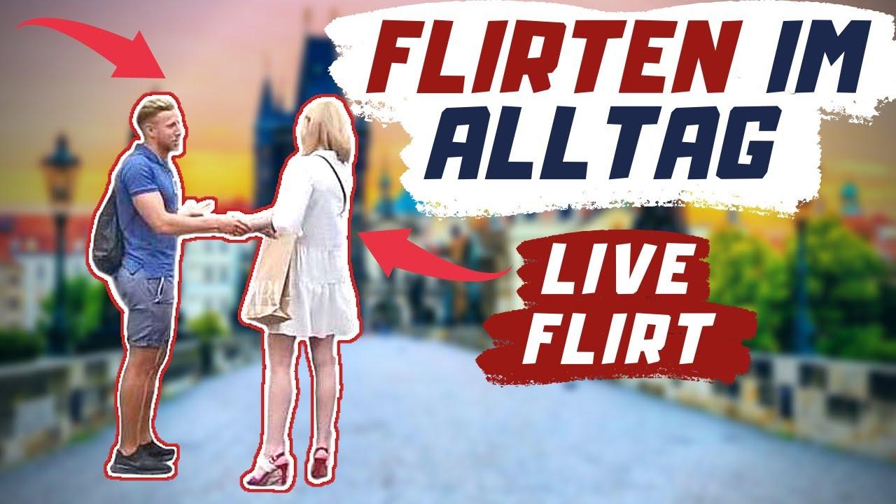 Frauen ansprechen flirt