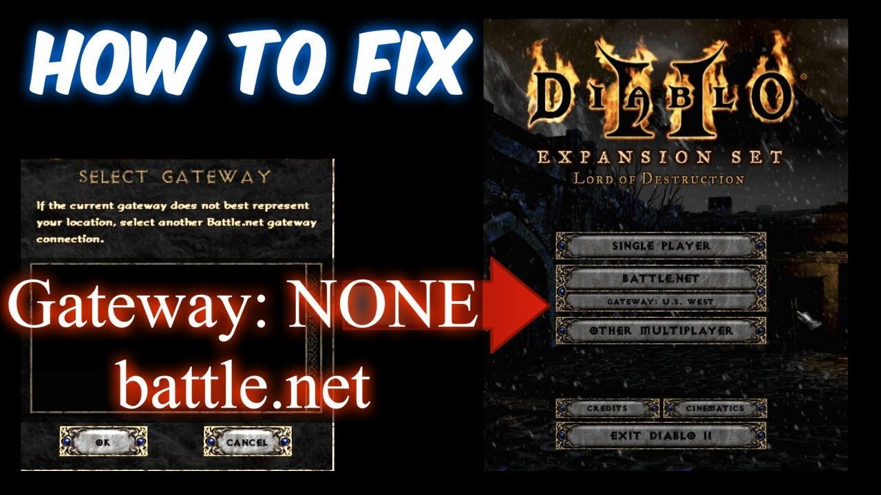 Diablo 2 Installer Not Working