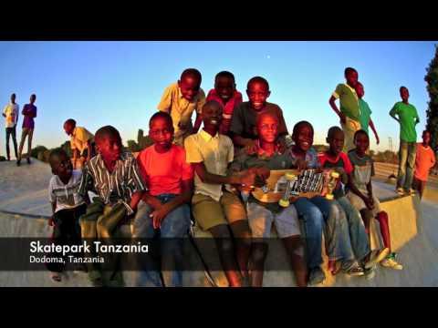 Skatepark Tanzania in Dodoma, IOC/IAKS Special Prize 2013