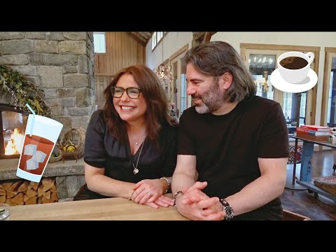 How Do Rachael & John Take Their Coffee + How Much Do They Drink In a Day?   Q & Ray + J