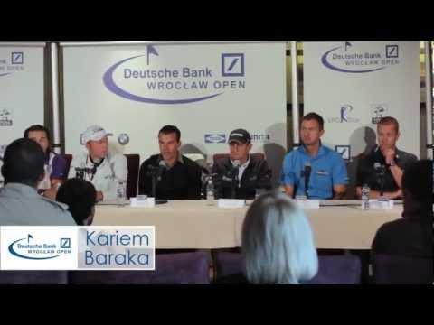 Relacja filmowa z Deutsche Bank Wrocław Open - Trailer