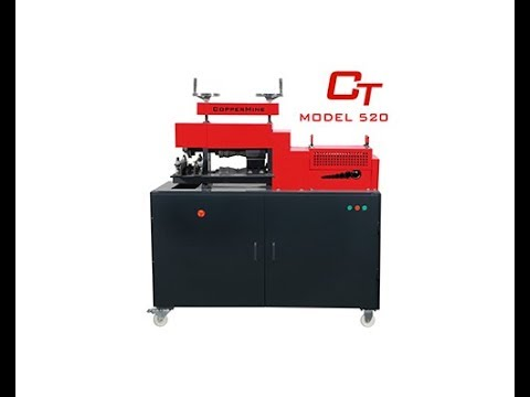 CopperMine BX Cable & Copper Wire Stripping Machine (Spanish Version) Model 520