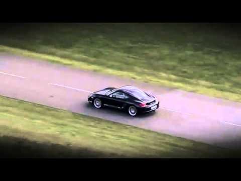Porsche Cayman Video Review