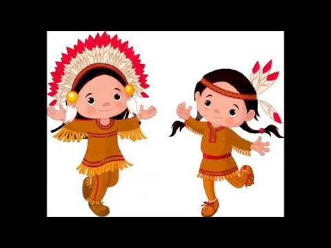 native americans song for kids