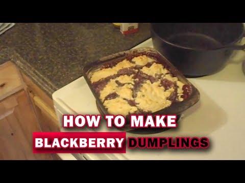 recipe: blackberry dumplings with bisquick [17]