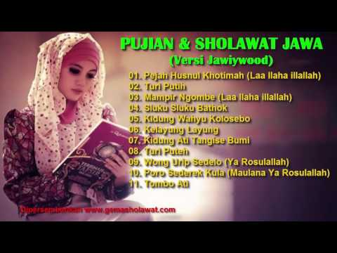 Full Album Pujian & Sholawat Jawa Versi Jawiywood (Merdu Dan Bikin Nangisi Dosa)