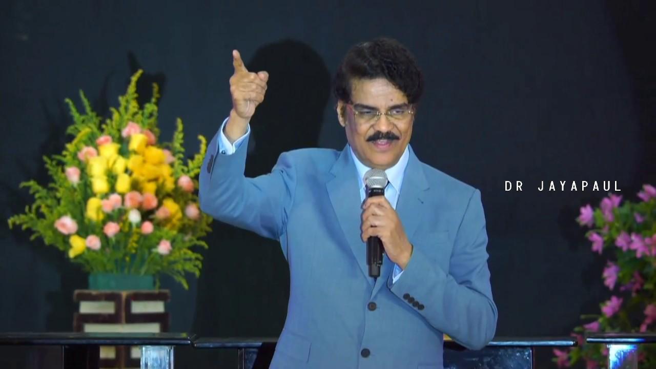 దేవుని కొరకు రోషముగా జీవించుట ఎట్లు?  LIVE from Vijayawada | 02 Oct 2018 | Dr Jayapaul