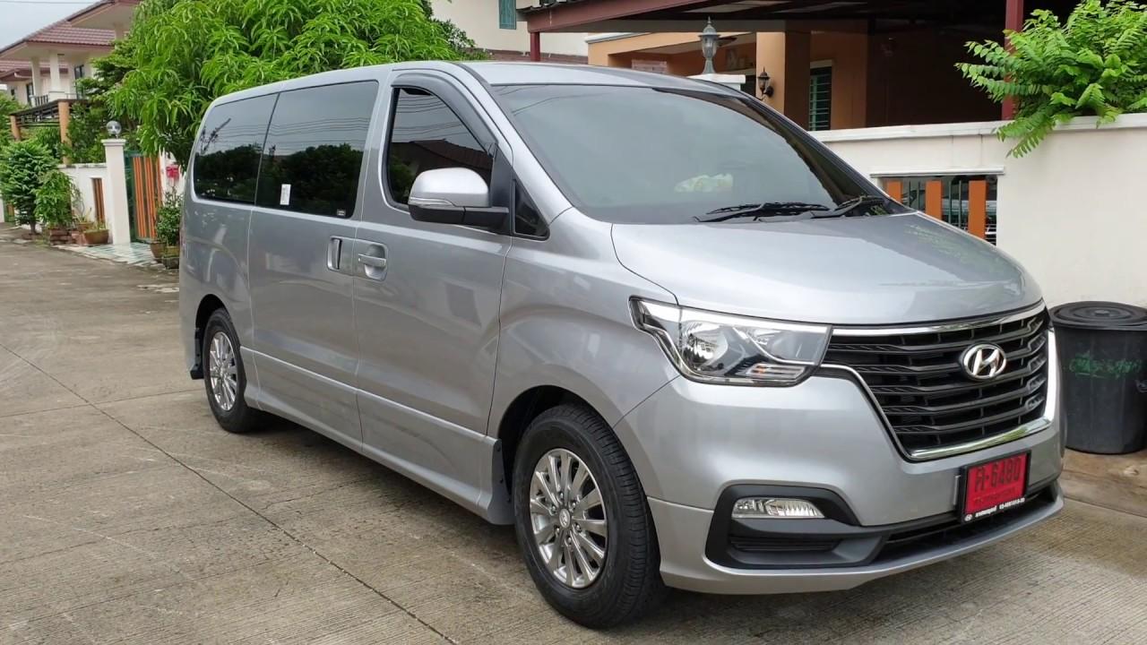 เลือก Hyundai H1 Touring มาแต่งแบบ Starex Vip ถูกที่สุด ใน