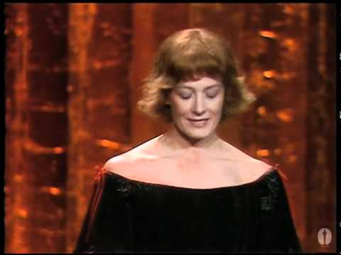 Vanessa Redgrave Wins Supporting Actress: 1978 Oscars