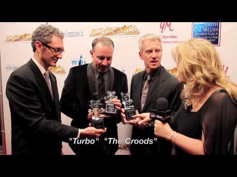 Ennio Torresan, Kirk DeMicco, Chris Sanders, DreamWorks Animation