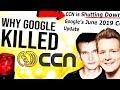 🚨 BITCOIN RALLY DELAYED? 😱 GOOGLE KILLED CCN - Crypto Media Next? Programmer explains