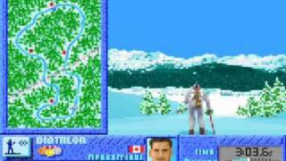 MindSpan - The Games: Winter Challenge - 1991