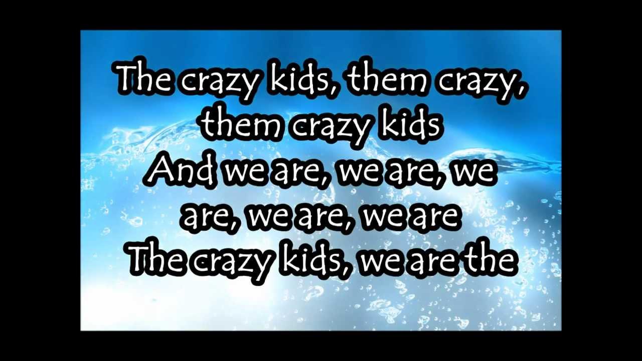 The Naked and Famous – Crazy? Yes! Dumb? No! Lyrics ...