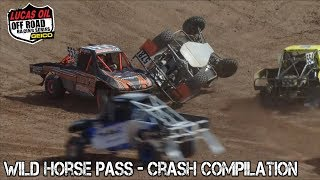 Off Road Racing Series - 2017 - Wild Horse Pass - Crash Compilation thumbnail