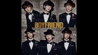 Boyfriend - Dangerous [Audio]