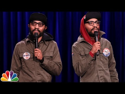 The Lucas Brothers StandUp
