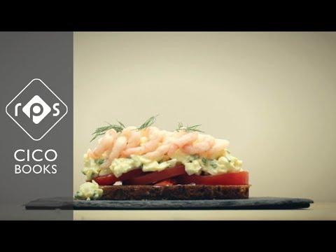 The Scandi Kitchen - Open Sandwiches - YouTube