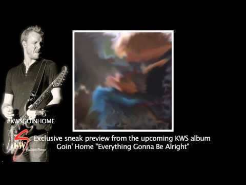 """KWS Band New Album Goin' Home Preview - """"Everything Gonna Be Alright"""" Thumbnail image"""