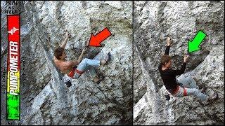 Pump control via breathing : performance optimizing strategies for rock climbing
