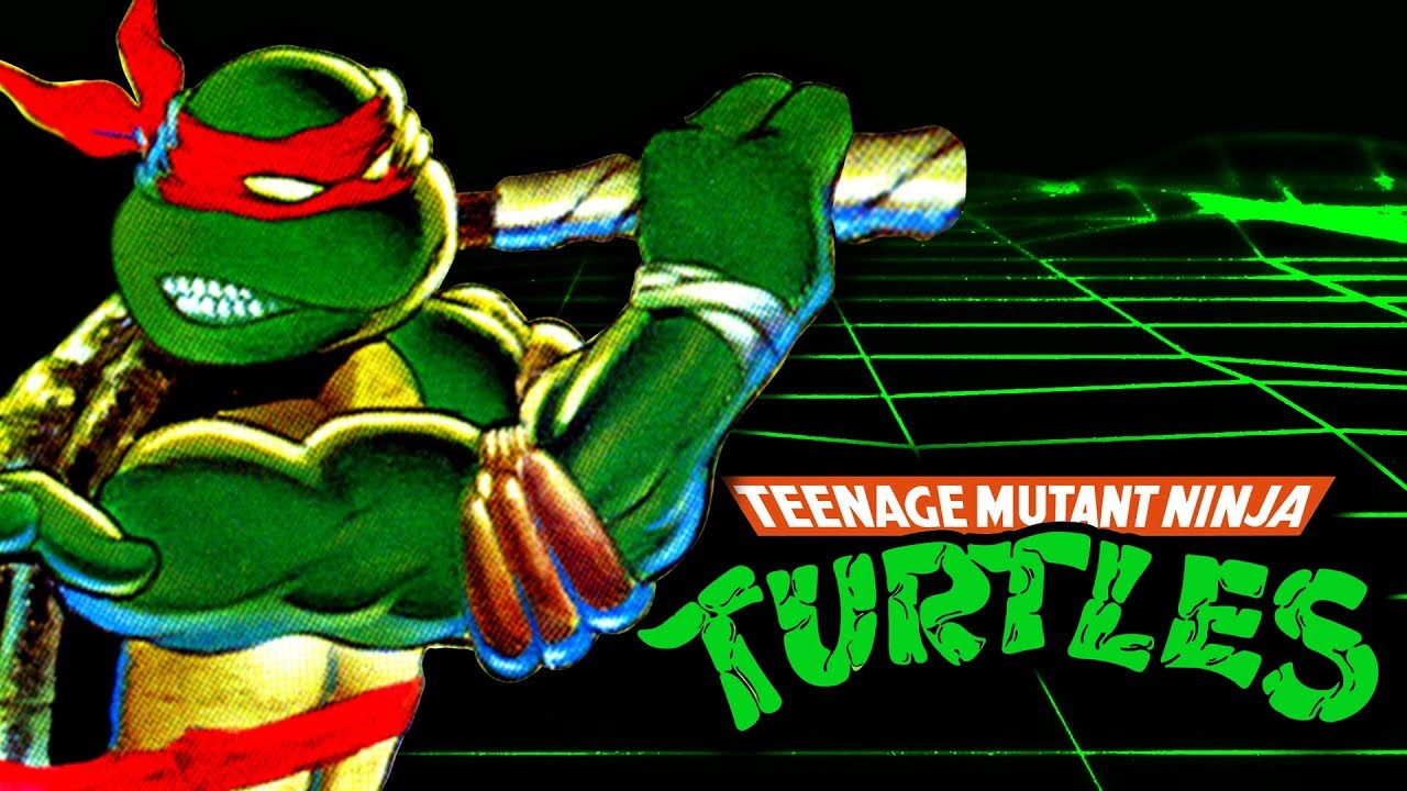 """""""Ninja Turtles for the Nintendo Entertainment System is actually good!!"""" ~ Mike Matei"""
