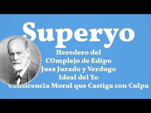 Freud, El Superyo