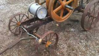 4hp waterloo boy pre john deere a b c d g h r m eaton faultless antique hit and miss gasoline engine