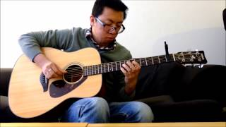 Sugar - Maroon 5 - Fingerstyle Guitar Cover