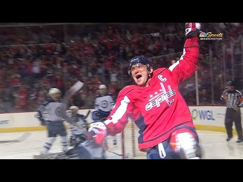 Alex Ovechkin's 49 Goals In 2017-18 (HD)