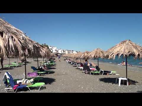 Mirtos (Myrtos) Beach, Crete